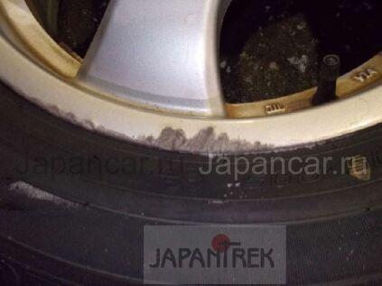 Летниe колеса Dunlop Ec202 185/65 15 дюймов ширина 6 дюймов вылет 48 мм. б/у в Новосибирске