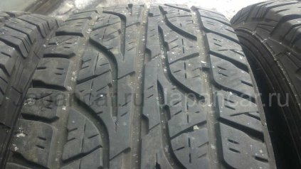 Летниe шины Dunlop grandtrek at3 275/70 16 дюймов б/у в Челябинске
