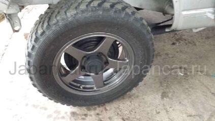 Грязевые колеса Suzuki 195/- 16 дюймов Япония б/у во Владивостоке