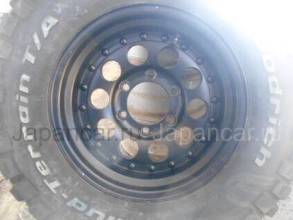 Грязевые колеса Bfgoodrich Mud-terrain t/a km2 30X9.5 15 дюймов Weds б/у во Владивостоке