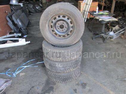 Зимние шины Toyo Garit 205/65 15 дюймов б/у во Владивостоке