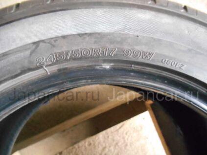 Летниe шины Bridgestone Regno gr8000 245/50 17 дюймов б/у во Владивостоке