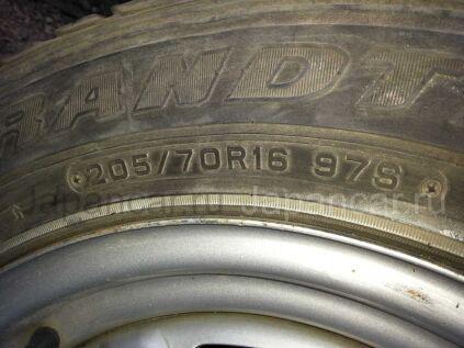 Летниe колеса Dunlop Grandtrek at2 205/70 16 дюймов б/у в Благовещенске