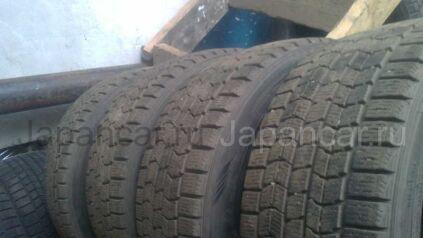 Зимние шины Dunlop Graspik ds3 215/45 17 дюймов б/у в Челябинске