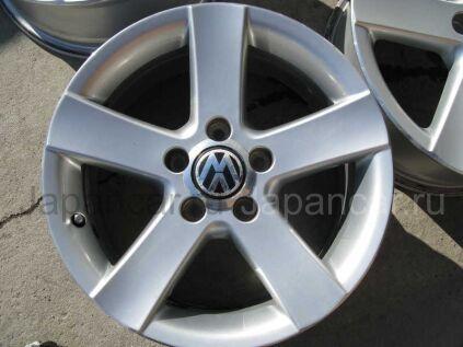 Диски 16 дюймов Volkswagen б/у во Владивостоке