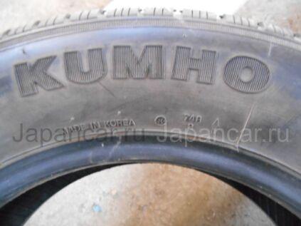 Зимние шины Kumho 195/65 15 дюймов б/у во Владивостоке