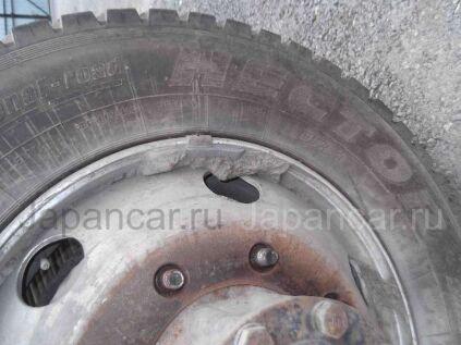 Колеса Matador Hector 275/70 22 дюйма Fuso б/у в Новосибирске
