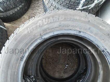 Зимние шины Япония Yokohama 185/65 15 дюймов б/у в Канске