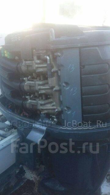мотор подвесной YAMAHA 225 2004 года