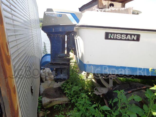 мотор подвесной TOHATSU MD45 1996 года