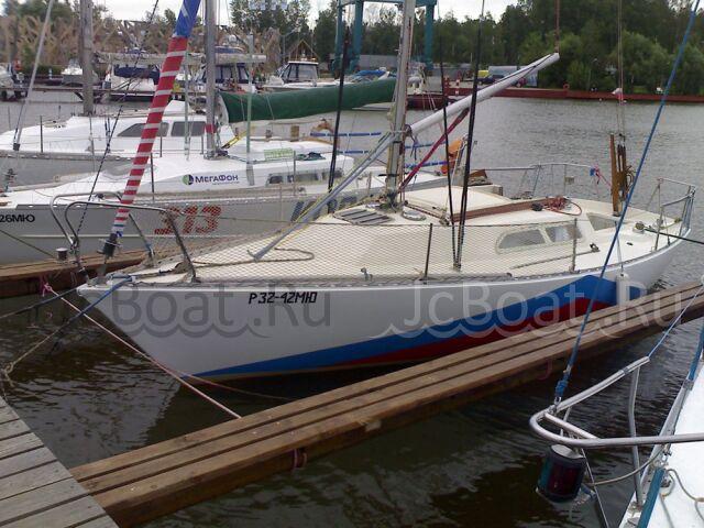 яхта парусная Конрад 25 РТ 1990 года