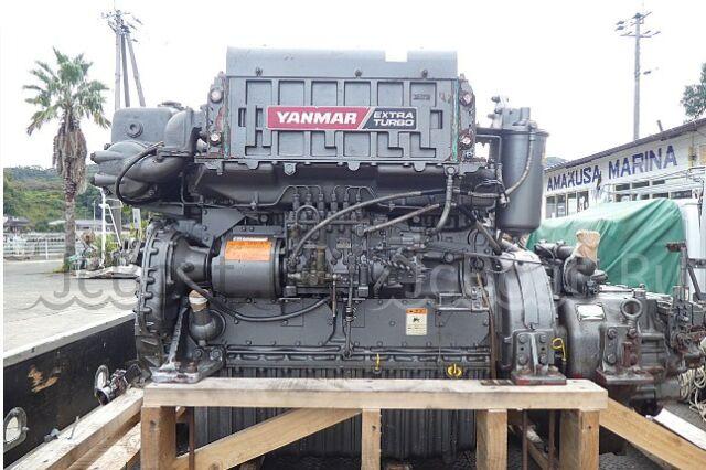 мотор стационарный YANMAR 6GHA-ET 2000 года