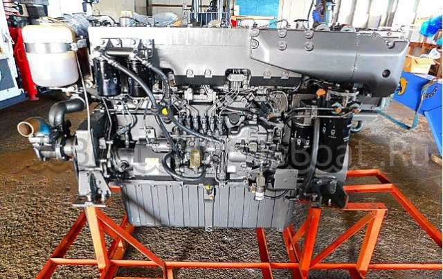 мотор стационарный YANMAR 6M125AP-3 2000 года