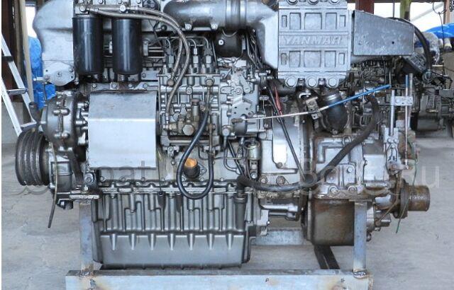 мотор стационарный YANMAR 4CX-ET 2001 года