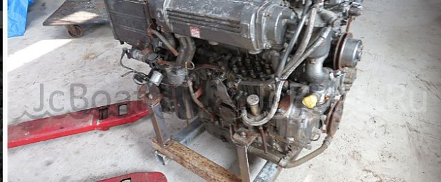 мотор стационарный YANMAR 4LH-DTZ 2000 года