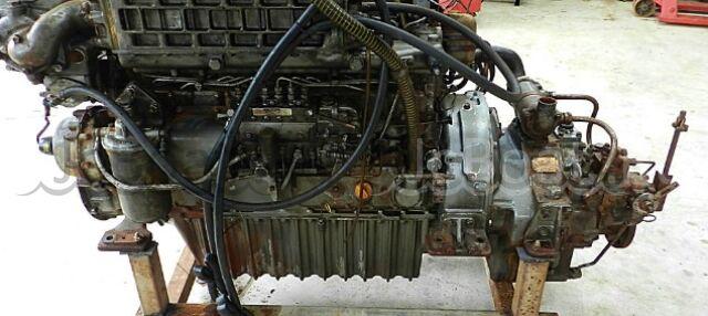 мотор стационарный YANMAR 6chk-ht 2002 года