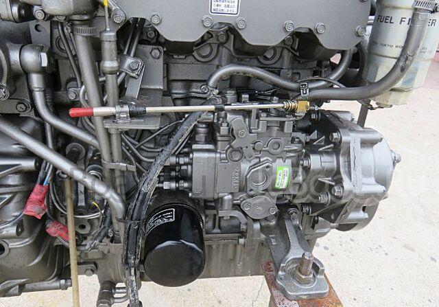 мотор стационарный YANMAR 4JH3-HTZAY 2000 года
