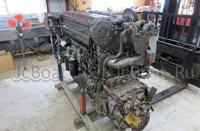 мотор стационарный MITSUBISHI S6D-MTK2L 2001 года