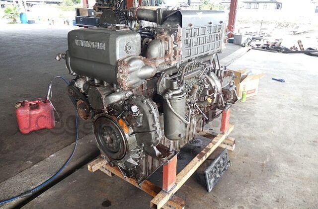 мотор стационарный YANMAR 6GHD-ST 2001 года