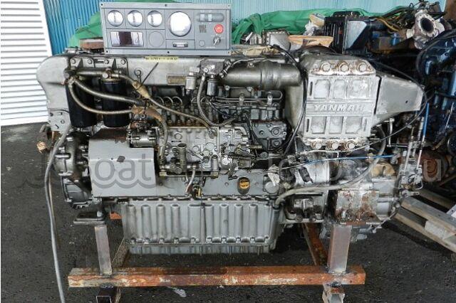 мотор стационарный YANMAR 6CA-GT 2000 года