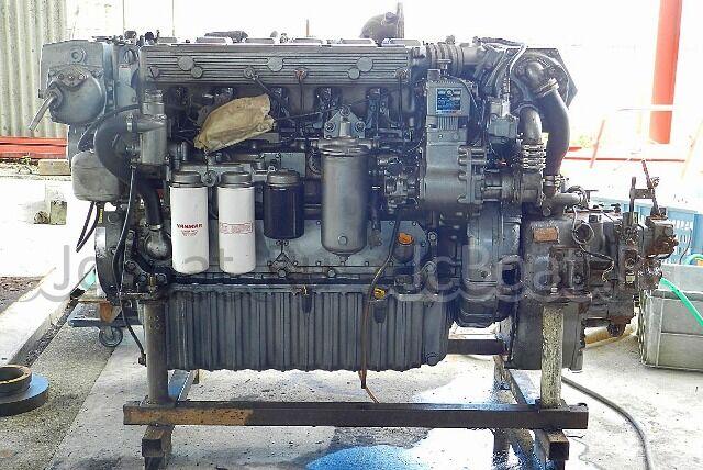 мотор стационарный YANMAR 6GX-GT 2001 года