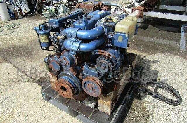 мотор стационарный YANMAR 4BG1TC 2000 года