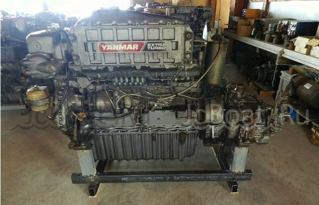 мотор стационарный YANMAR 6GHA-ET 2001 года