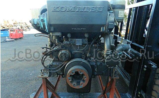 мотор стационарный YANMAR 6M117A-2 2000 года