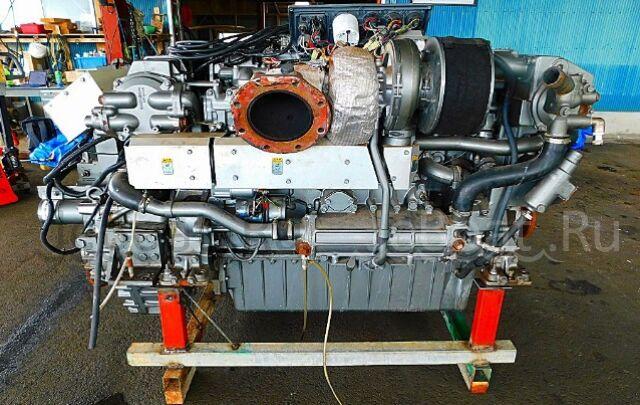 мотор стационарный YANMAR 6CZAP-GT 2001 года