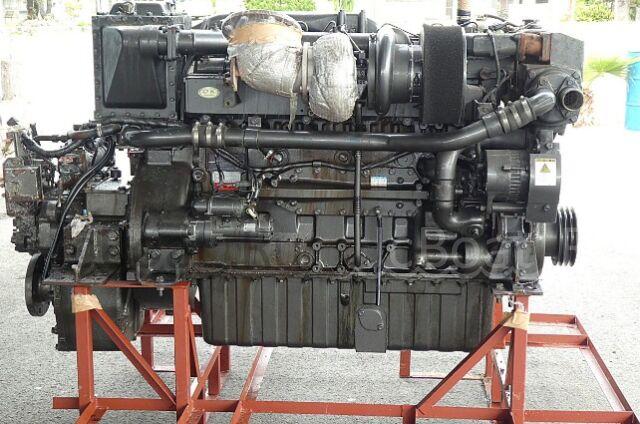 мотор стационарный YANMAR 6M125AP-2 2000 года
