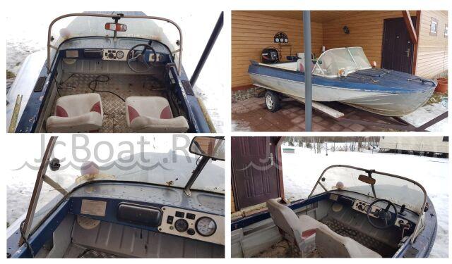 лодка КАЗАНКА 5М3 1991 года