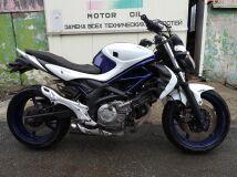 мотоцикл SUZUKI GLADIUS 400 арт.0064