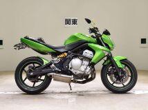 мотоцикл KAWASAKI ER-6N купить по цене 320000 р. во Владивостоке