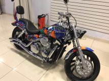 мотоцикл HONDA VTX 1300C7