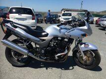 мотоцикл KAWASAKI ZR-7S ZR750F-106851 купить по цене 235000 р. во Владивостоке