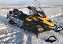 снегоход BRP SKANDIC 900