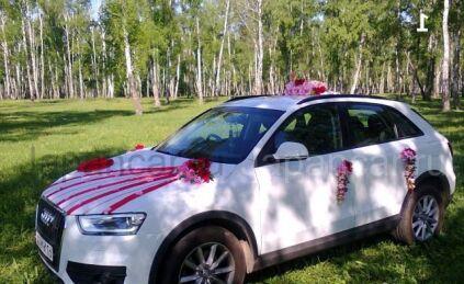На свадьбу Ауди Q5, прокат в Тольятти