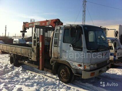Грузоперевозки борт 5 тонн,кран 3 тонны в Хабаровске