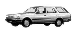 Nissan Cedric VAN V20E GL 1998 г.