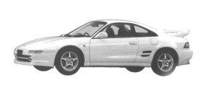 Toyota MR-2 GT 1998 г.