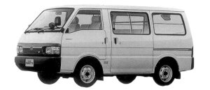 Nissan Vanette VAN 2WD LOW FLOOR, STANDARD ROOF DX 1800 1998 г.