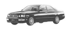 Nissan Gloria V30 TWINCAM 1998 г.