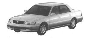 Mitsubishi Debonair EXCEED CONTEGA 3.0 1998 г.