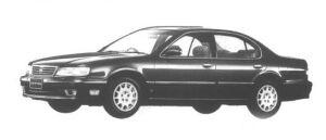 Nissan Cefiro 25 EXIMO 1998 г.