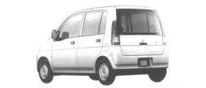 Honda Life B TYPE 1998 г.