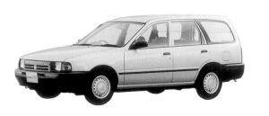 Nissan AD VAN 2000 DIESEL VX 1998 г.