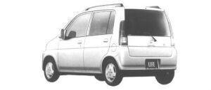 Honda Life T TYPE 1998 г.
