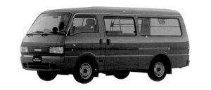 Mazda Bongo BRAWNY VAN LOW FLOOR 2WD 2500 DIESEL GL 1998 г.