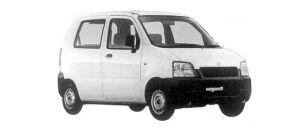 Suzuki Wagon R RC 1998 г.