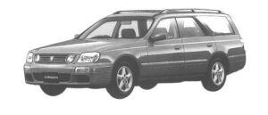 Nissan Stagea 25X FOUR 1998 г.